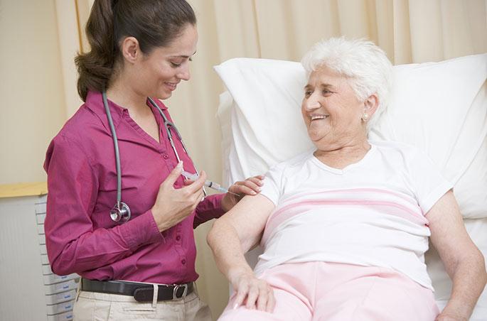 Saúde do idoso requer cuidados extras durante o inverno